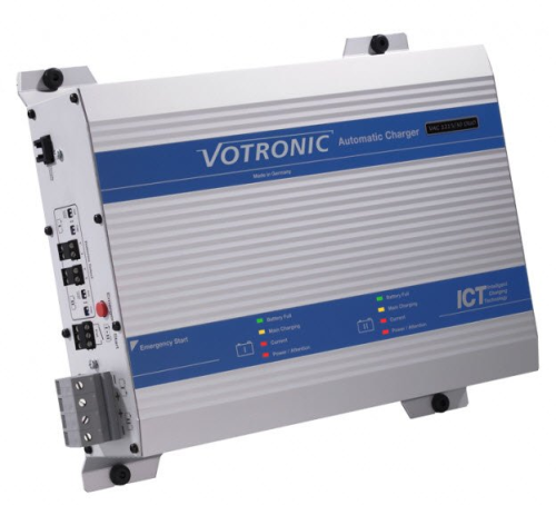 Votronic Automatic Charger VAC 1215/15 Duo 0626