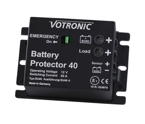 Votronic Battery Protector 40 Motor 3073